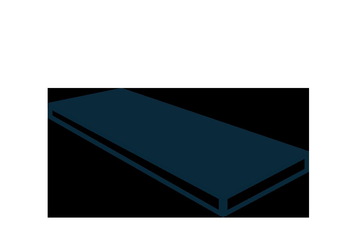 20' plataform